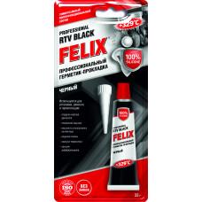 Герметик-прокладка FELIX нейтральный (черный) 32 г.