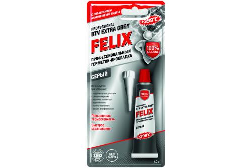 Герметик-прокладка FELIX (серый) 40 г.