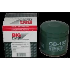 GB-102 фильтр масляный ВАЗ 2101-2107/NIVA (W920/21) и.у.