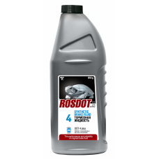 Тормозная жидкость РосДот-4  910 г.