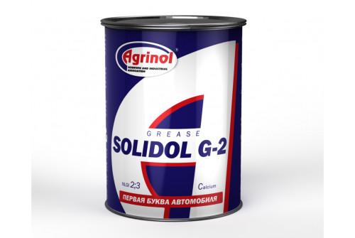 АГРИНОЛ Солидол Ж 0,8 кг